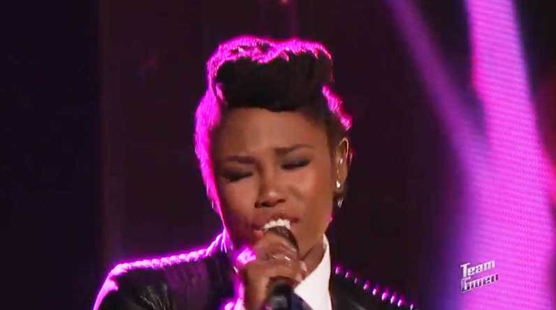 Anita The Voice top 10 Let her go video performance