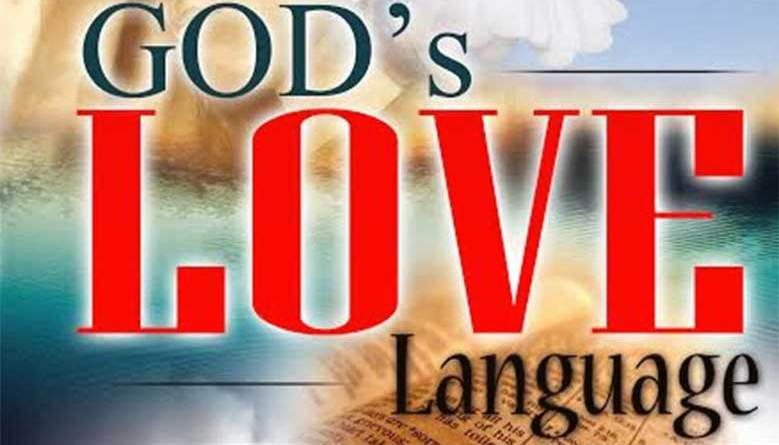 God's Love Language thrilling book by Waldon Wright