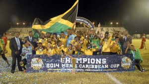 Jamaica earns wins Caribbean Cup qualify for Copa 2016