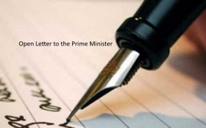 Prime Minister should take a pay cut too