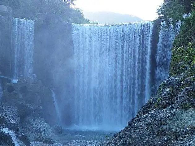 Reggae Falls by Dean Griffiths