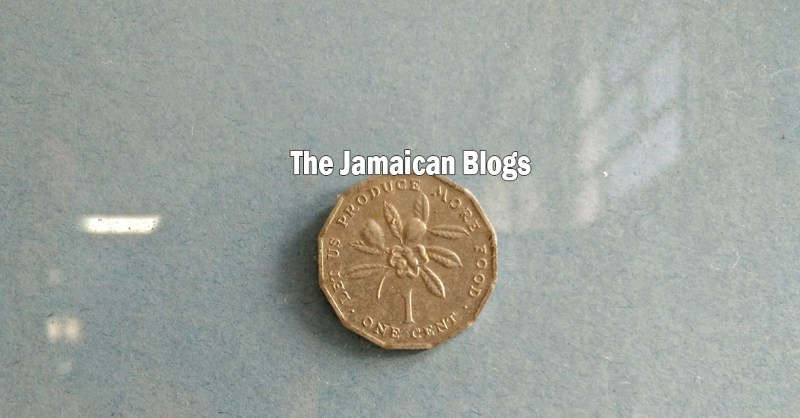 Jamaican-coins-one-cent