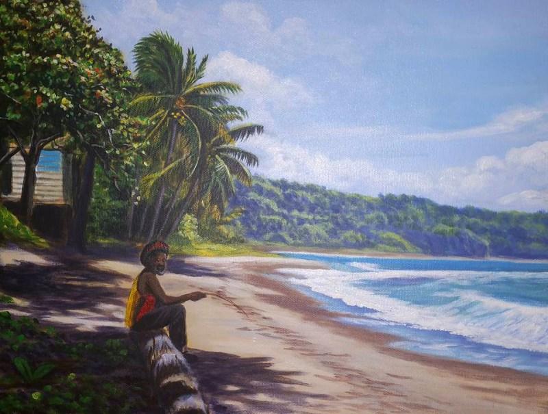 Ras Paradise by Shaun Reid