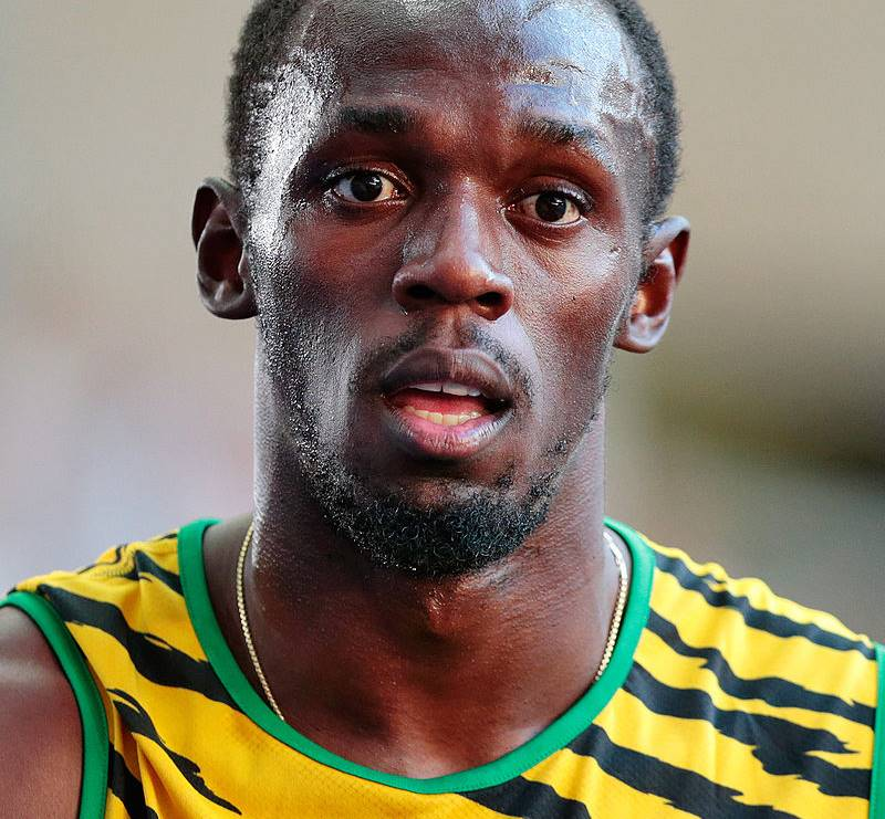 """Usain Bolt by Augustas Didzgalvis (cropped)"" by Augustas Didžgalvis - Own work. Licensed under CC BY-SA 4.0 via Commons - https://commons.wikimedia.org/wiki/File:Usain_Bolt_by_Augustas_Didzgalvis_(cropped).jpg#/media/File:Usain_Bolt_by_Augustas_Didzgalvis_(cropped).jpg"