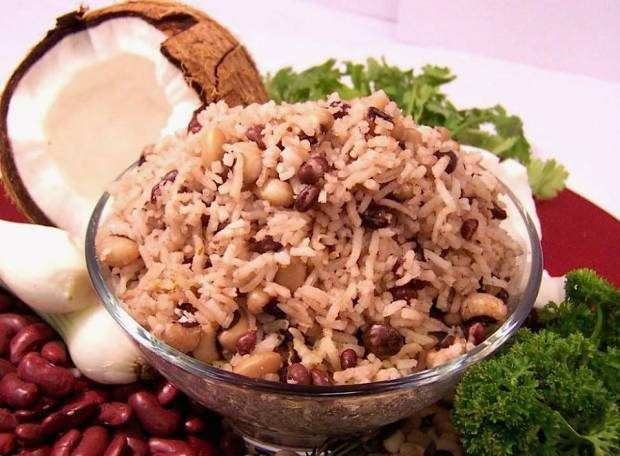 "Why Do Jamaicans And Caribbean Nationals Eat ""Rice and Peas"" On a Sunday?"