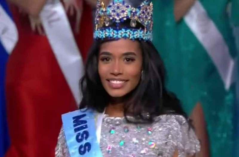 Who won Miss World 2019 Jamaica