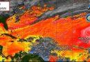 Saharan Dust Sweeps Across Caribbean