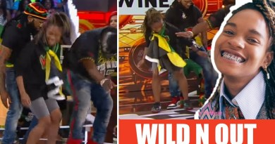 Koffee Appears On MTV's Wild N Out