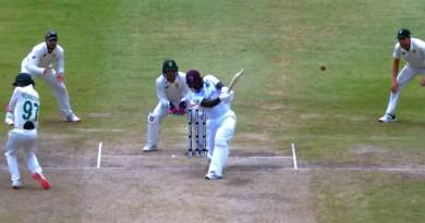 WATCH: Test Turmoil As Windies Whipped By Obdurate South Africa