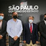 Prefeito e vereadores apresentam em São Paulo, novos projetos para investimentos em Jaborandi