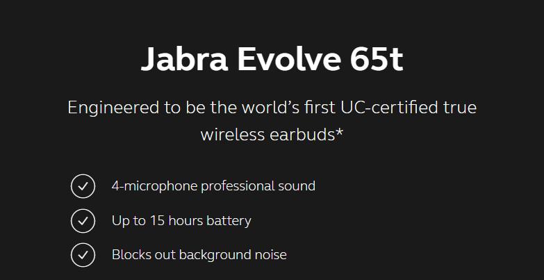 Jabra Evolve 65t MS Titanium Black & Link 370 5