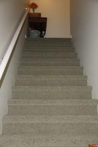 Stairwell Carpet Installation in Southgate, MI - Jabro ...