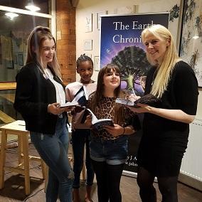 October 2018 Book Launch