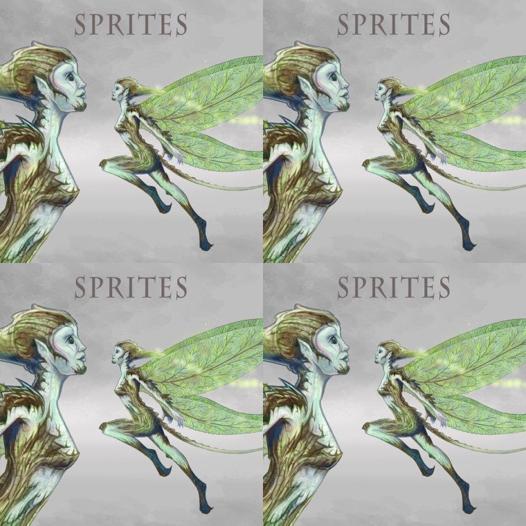 Sprites Everywhere
