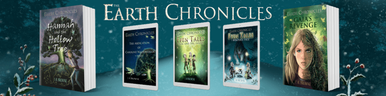 Books in The Earth Chronicles series by J A Browne