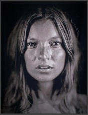 Kate Moss. Tapestry