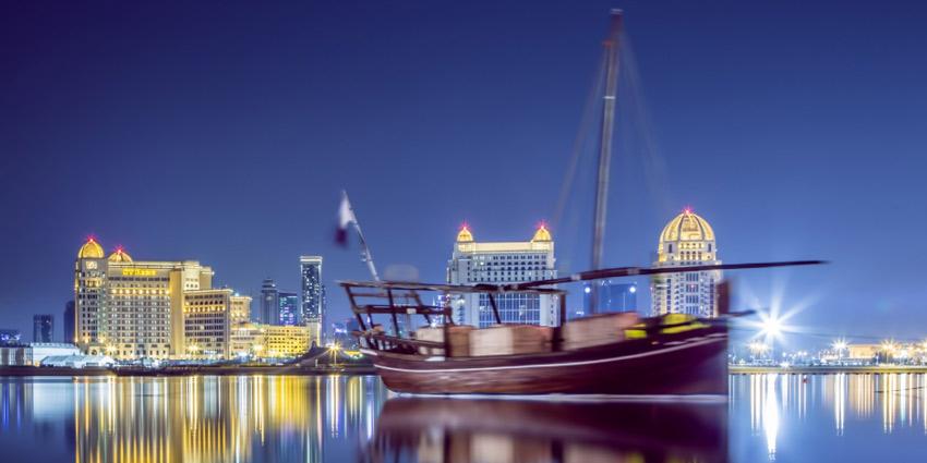 في مهرجان قطر البحري (1)
