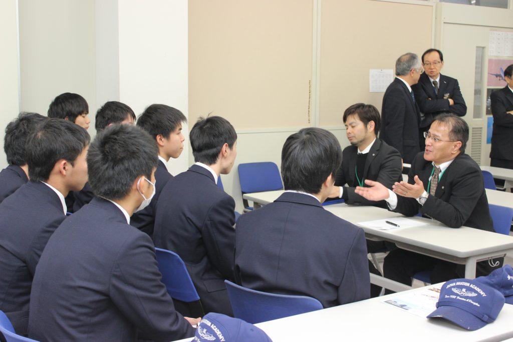 【合同企業説明會2017】JALグループ   日本航空大學校