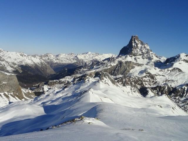 Vista desde el Pico Astún