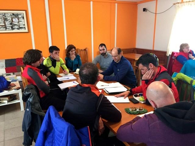 Curso introducción al reglamento de la federación Española de esquí de montaña