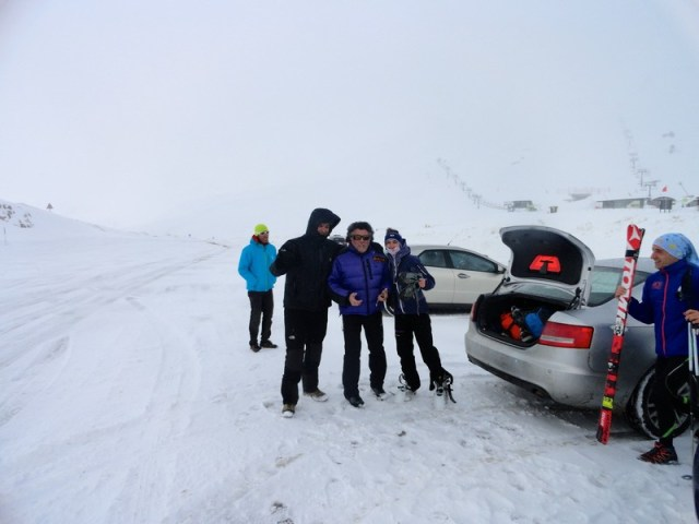 Parking Portalet