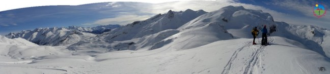 Panorámica Col d' Aneou