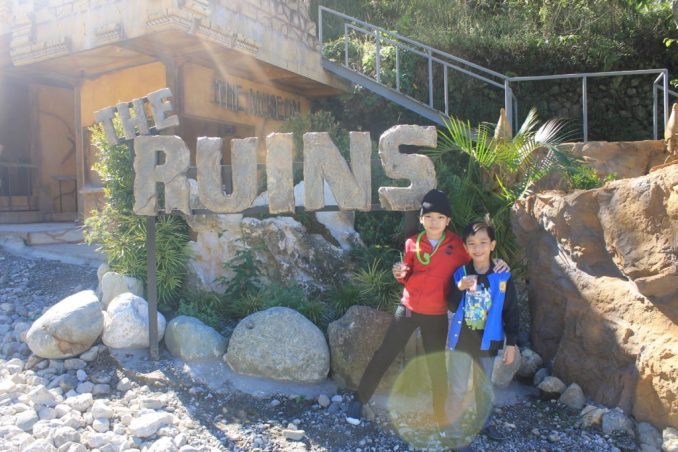 the ruins baguio attraction