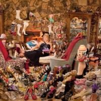 "Darlene Flynn, ""The Shoe Lady"""