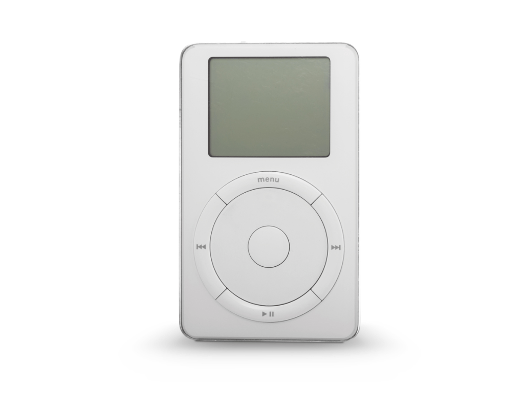 first ipod, first generation, ipod 1, how to design the next iphone