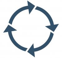 Process arrows