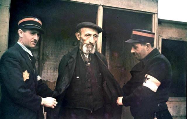 Znalezione obrazy dla zapytania zydzi kolaborowali z niemcami zdjecia