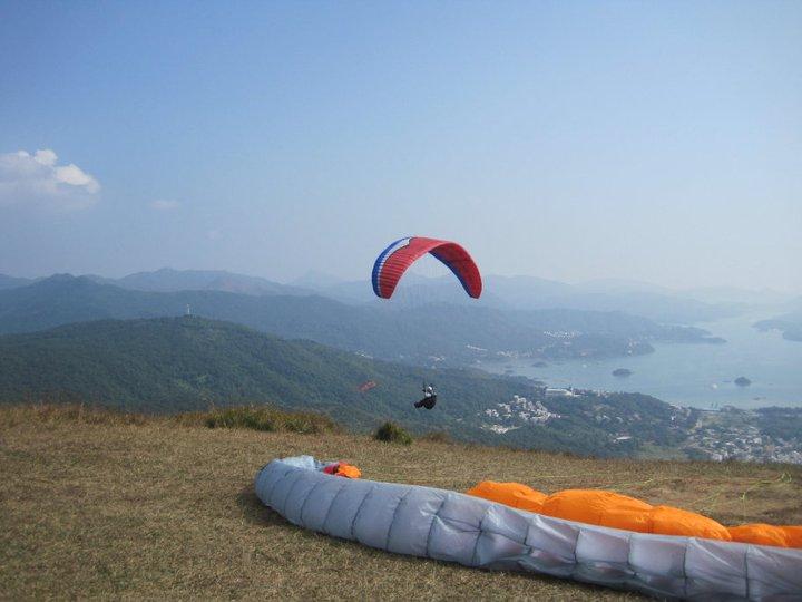 Paragliding Around the World - PARAGLIDING IN KOREA