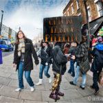 Londyn dzień trzeci – niecały