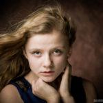 Portret dziewczynki II