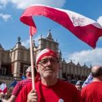 Marsz Wolności 2016 Kraków
