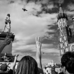 Czarny Protest Kraków