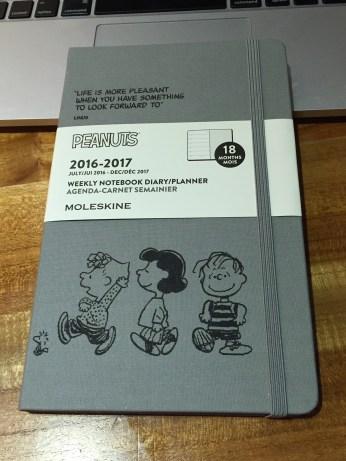 Moleskin X Peanuts_Image 1
