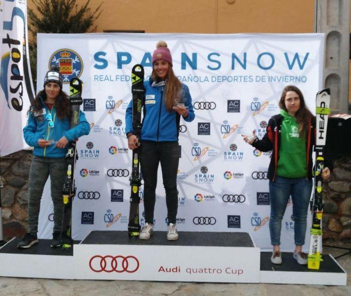 Inda Garin 3ª Slalom