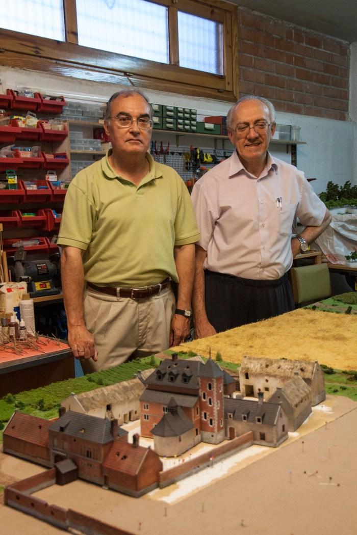 Raúl Quilez y Alfredo González