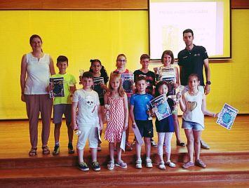 Ganadores Buenos Deportistas 2017