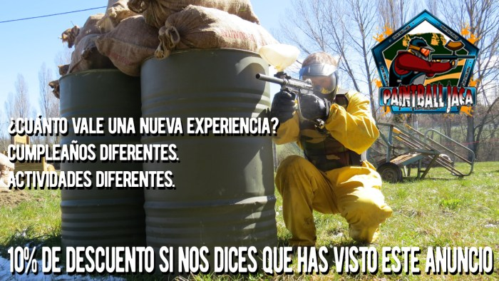 anuncio paintball
