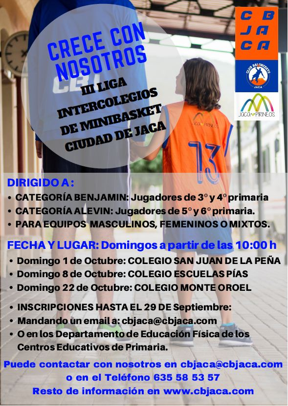 Cartel III Liga Intercolegios 2017