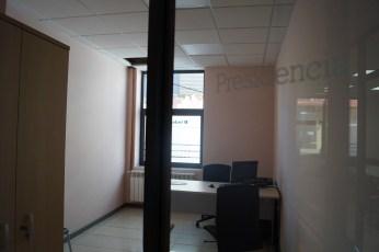 Despacho de Presidencia. (FOTO: Rebeca Ruiz)