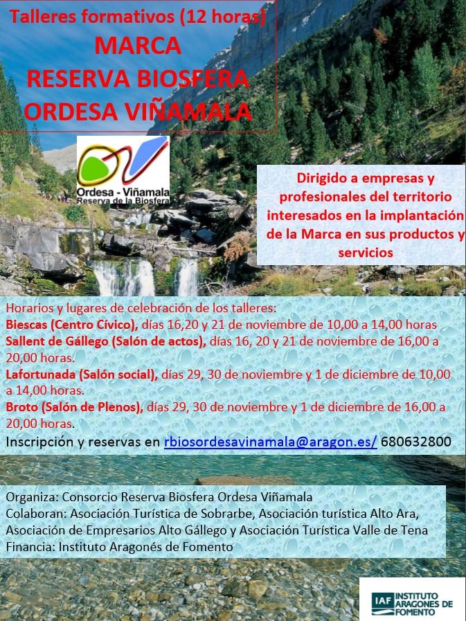 Taller Marca Reserva Biosfera Ordesa Viñamala (1)