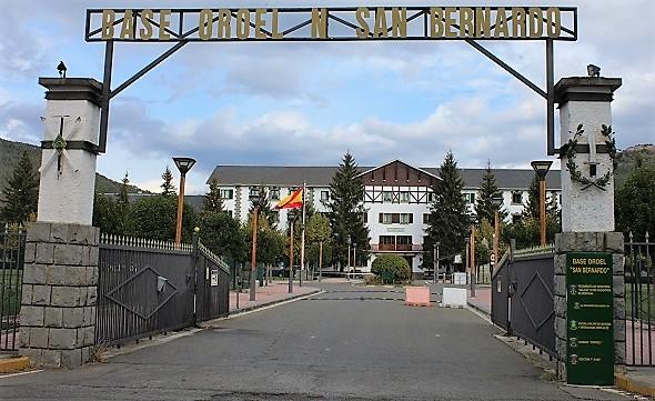 SEDE. Escuela Militar de Montaña y Operaciones Especiales.