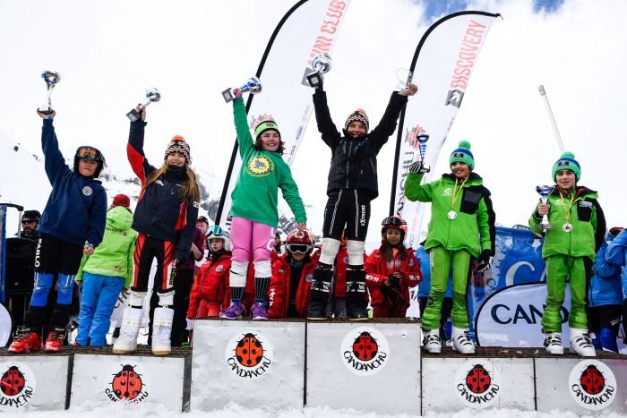 podio-CopaAragonU10