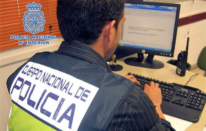 Consejos de la Policía Nacional ante los fraudes online