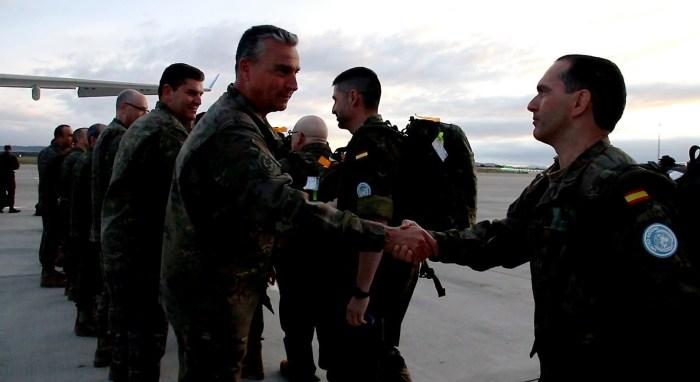 Despedida Regimiento Líbano (4)