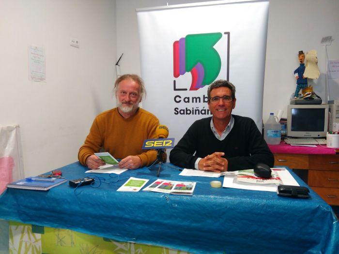 Jesús García y Javier Sadornil han presentado la jornada en rueda de prensa