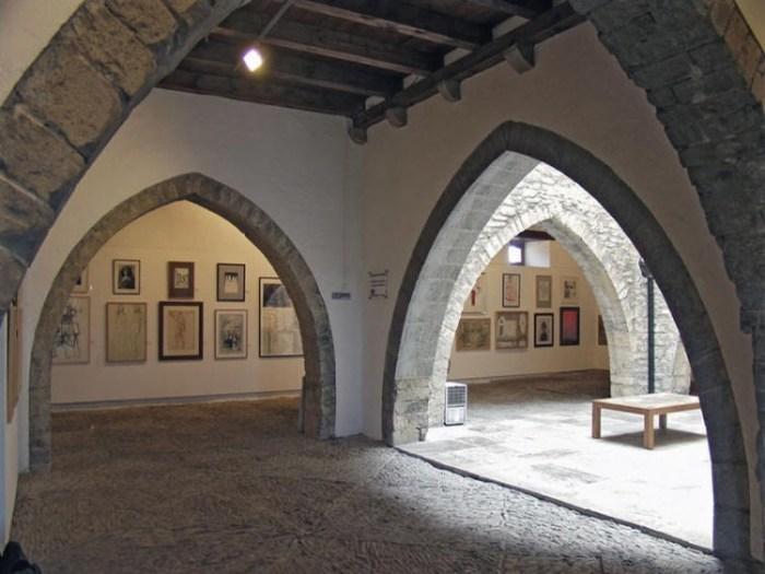 museo juio gavín castillo de Larrés